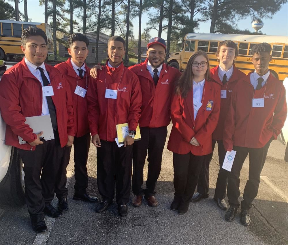PV CTE Students Advance to Top 5