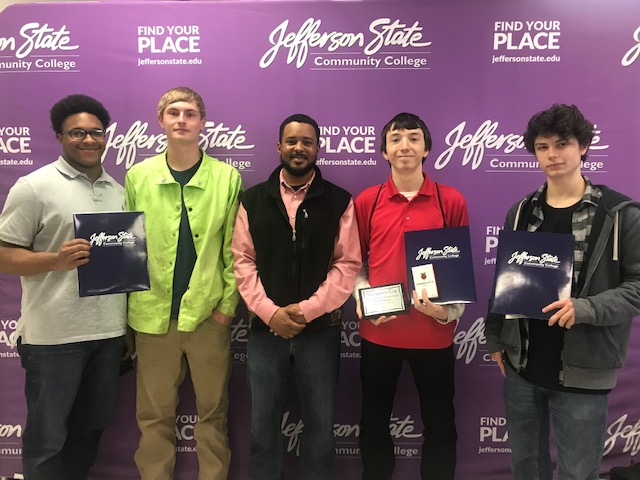 Industrial Maintenance/Welding Students Win Top Spots at Navigator's Cup Competition