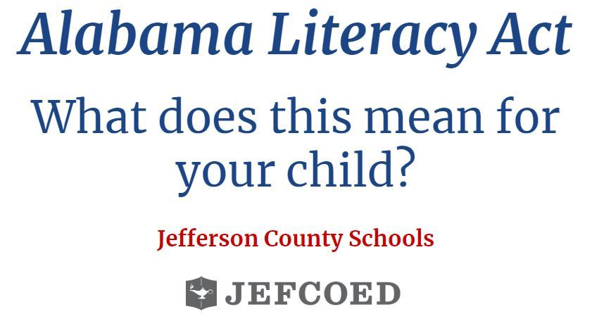 Alabama Literacy ACT